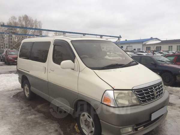 Toyota Grand Hiace, 2002 год, 250 000 руб.