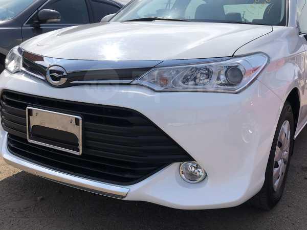 Toyota Corolla Axio, 2016 год, 658 000 руб.