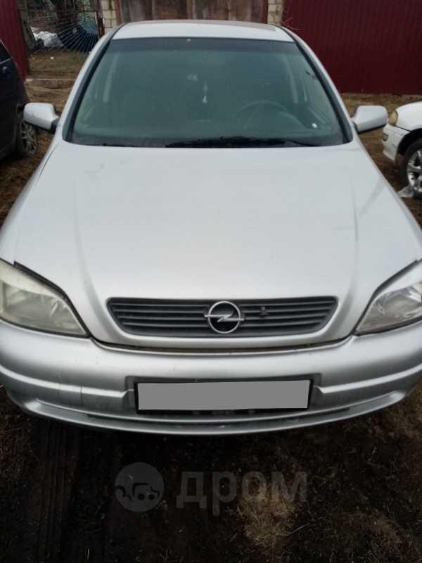 Opel Astra, 2002 год, 140 000 руб.