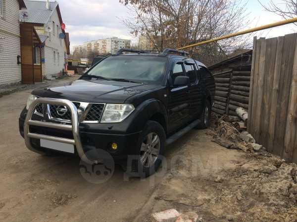 Nissan Navara, 2006 год, 539 000 руб.
