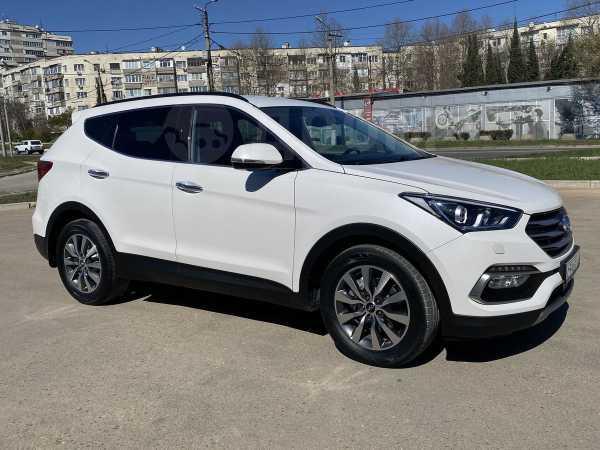 Hyundai Santa Fe, 2015 год, 1 590 000 руб.