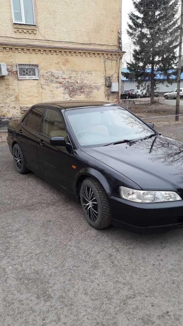 Honda Accord, 2001 год, 255 000 руб.