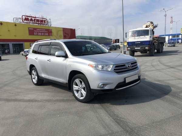 Toyota Highlander, 2012 год, 1 110 000 руб.