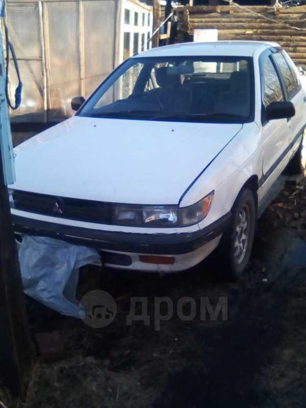 Mitsubishi Mirage, 1989 год, 45 000 руб.