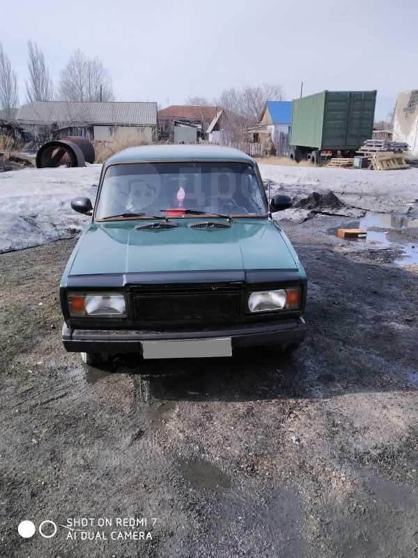Лада 2107, 1998 год, 40 000 руб.