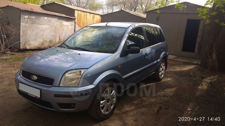 Ford Fusion, 2005 год, 215 000 руб.