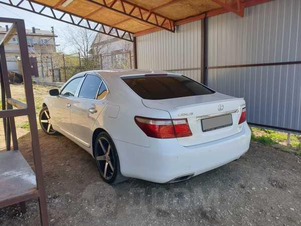 Lexus LS460, 2009 год, 900 000 руб.