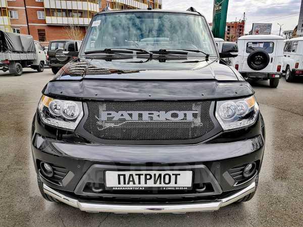 УАЗ Патриот, 2020 год, 1 410 000 руб.