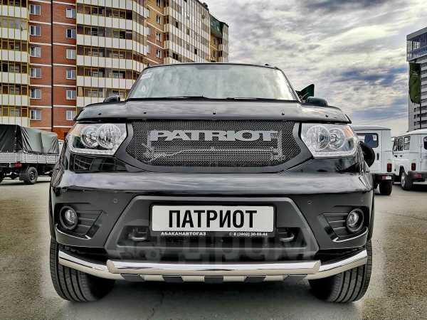 УАЗ Патриот, 2020 год, 1 317 900 руб.