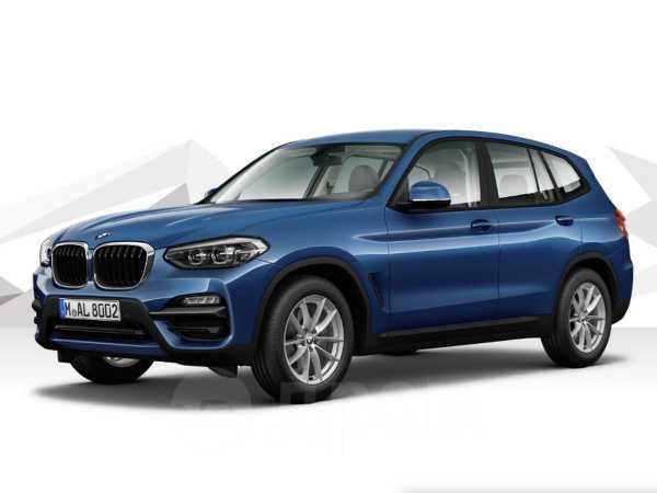 BMW X3, 2020 год, 3 258 500 руб.