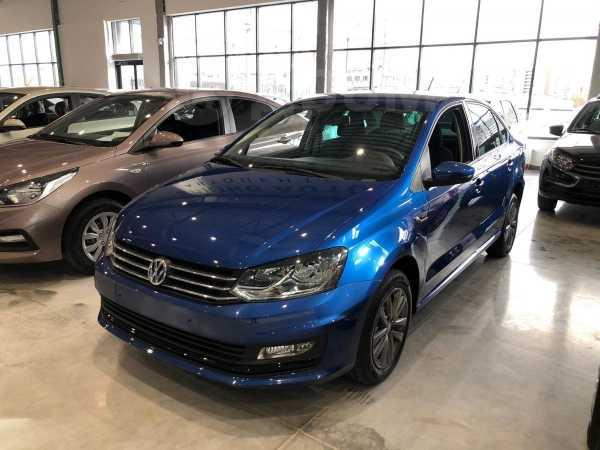 Volkswagen Polo, 2019 год, 866 900 руб.