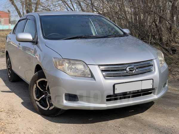 Toyota Corolla Axio, 2007 год, 435 000 руб.
