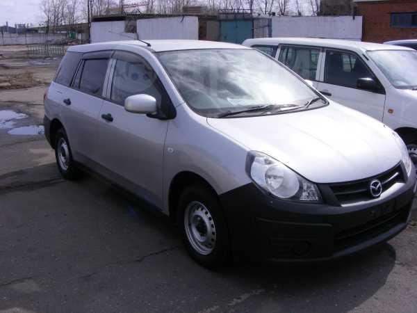 Mazda Familia, 2012 год, 456 000 руб.