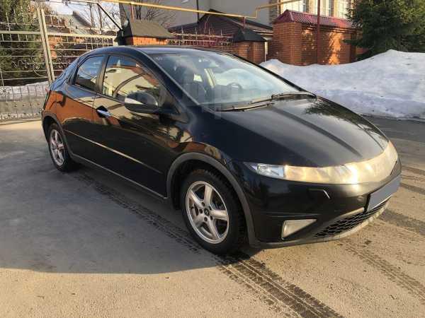 Honda Civic, 2007 год, 399 000 руб.