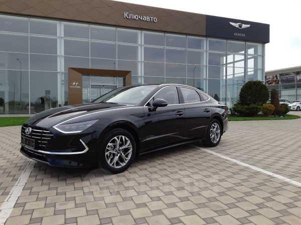 Hyundai Sonata, 2019 год, 1 540 000 руб.