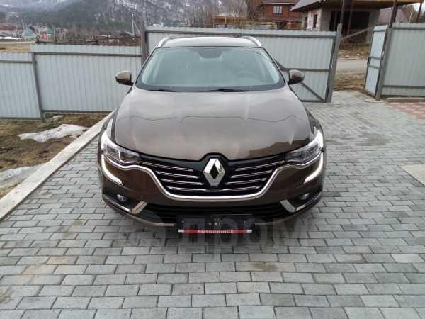 Renault Talisman, 2016 год, 1 320 000 руб.