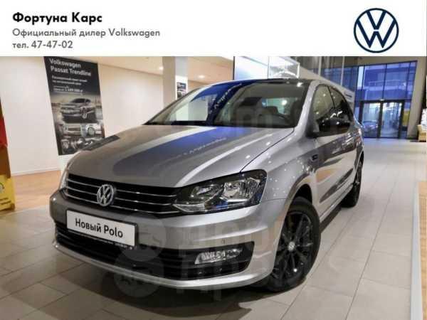 Volkswagen Polo, 2019 год, 1 019 900 руб.