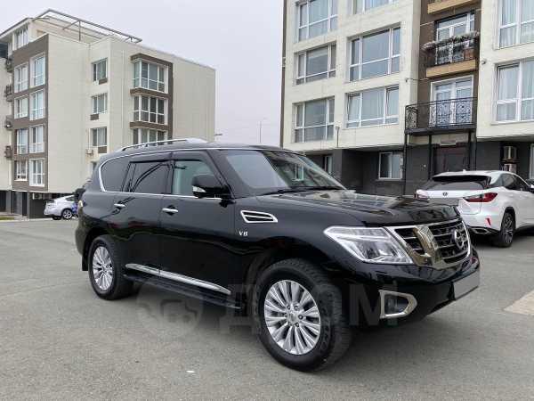 Nissan Patrol, 2014 год, 1 940 000 руб.