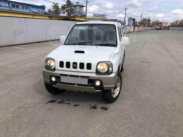 Suzuki Jimny, 2001 год, 265 000 руб.