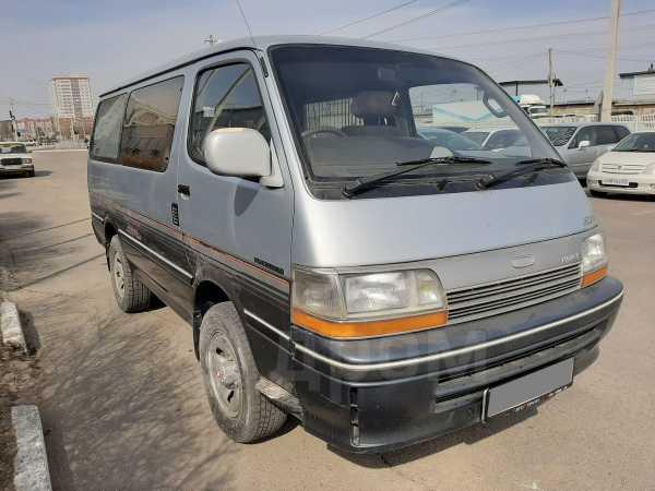 Toyota Hiace, 1993 год, 290 000 руб.