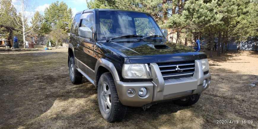 Mitsubishi Pajero Mini, 2004 год, 249 000 руб.