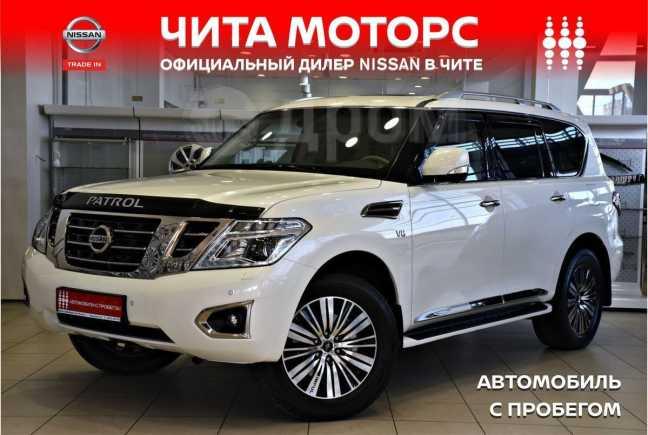 Nissan Patrol, 2014 год, 3 200 000 руб.