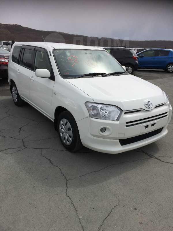 Toyota Probox, 2017 год, 658 000 руб.