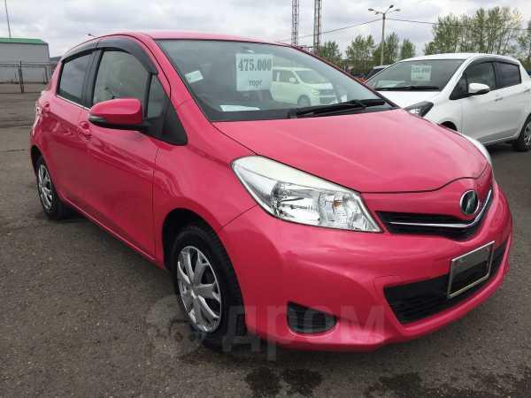 Toyota Vitz, 2013 год, 439 000 руб.