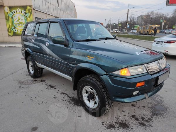 SsangYong Musso, 1995 год, 200 000 руб.