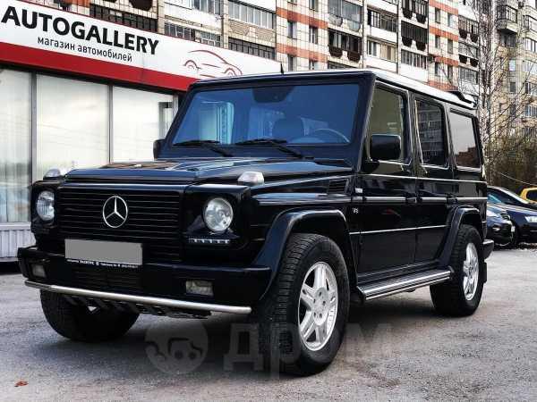 Mercedes-Benz G-Class, 2001 год, 1 050 000 руб.