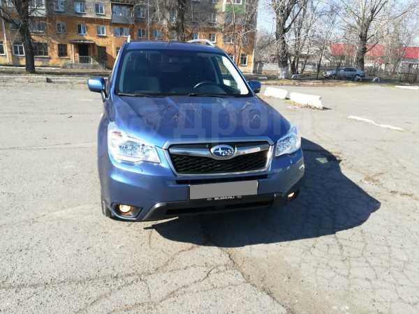 Subaru Forester, 2014 год, 1 120 000 руб.