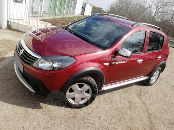 Renault Sandero Stepway, 2012 год, 439 000 руб.