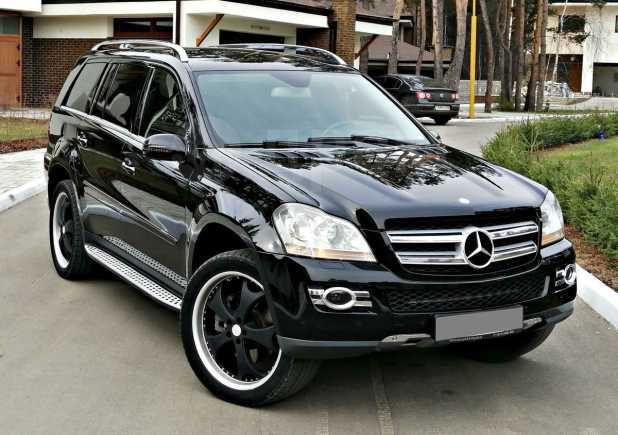 Mercedes-Benz GL-Class, 2007 год, 838 000 руб.