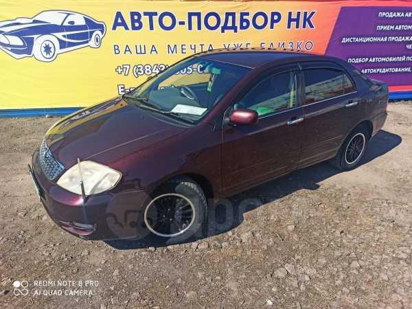 Toyota Corolla, 2003 год, 319 000 руб.