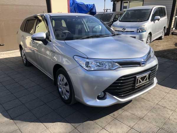 Toyota Corolla Fielder, 2015 год, 765 000 руб.