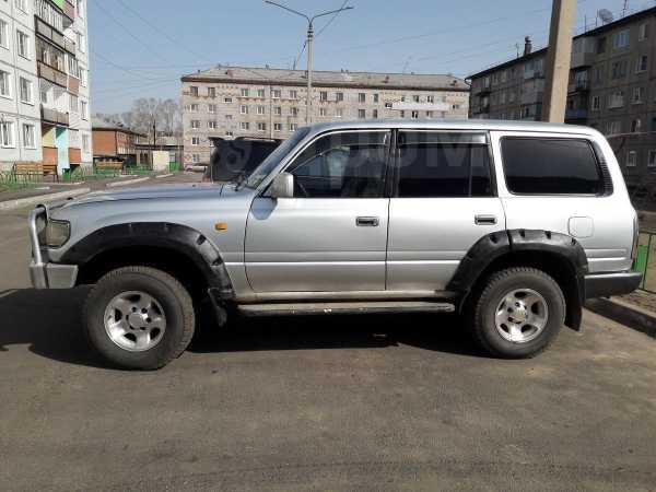 Toyota Land Cruiser, 1992 год, 800 000 руб.