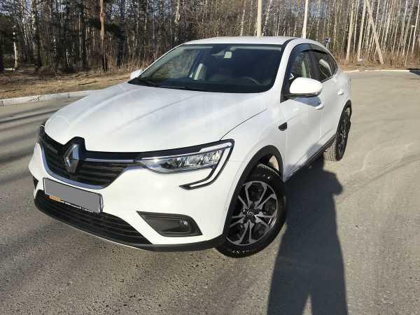 Renault Arkana, 2019 год, 1 329 000 руб.