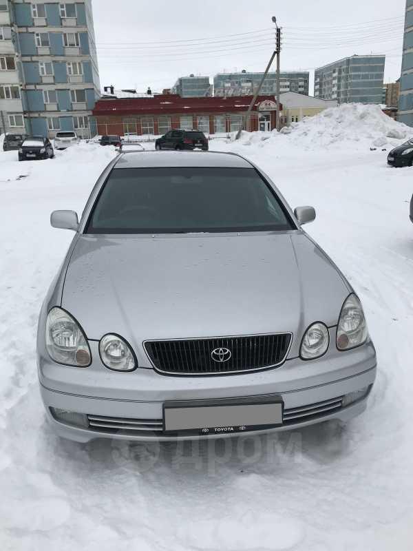 Toyota Aristo, 1998 год, 300 000 руб.