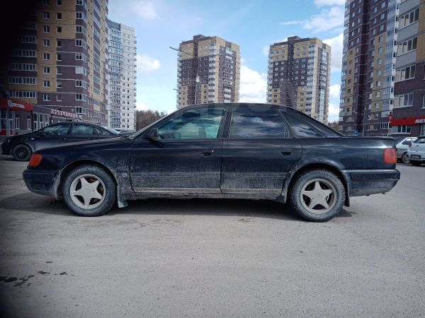 Audi 100, 1993 год, 75 000 руб.