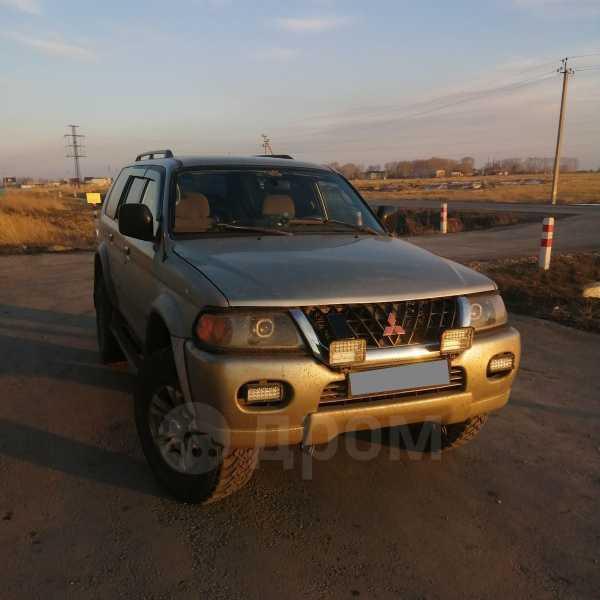 Mitsubishi Montero Sport, 2001 год, 465 000 руб.
