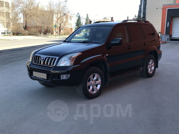 Toyota Land Cruiser Prado, 2008 год, 1 475 000 руб.