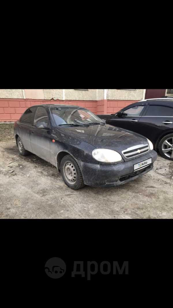 Chevrolet Lanos, 2007 год, 105 000 руб.