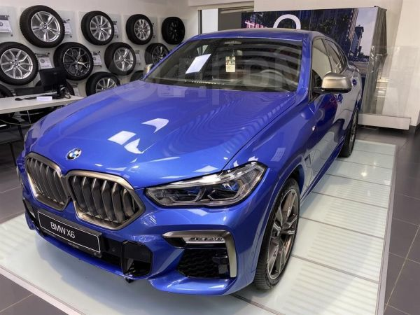 BMW X6, 2020 год, 9 352 500 руб.