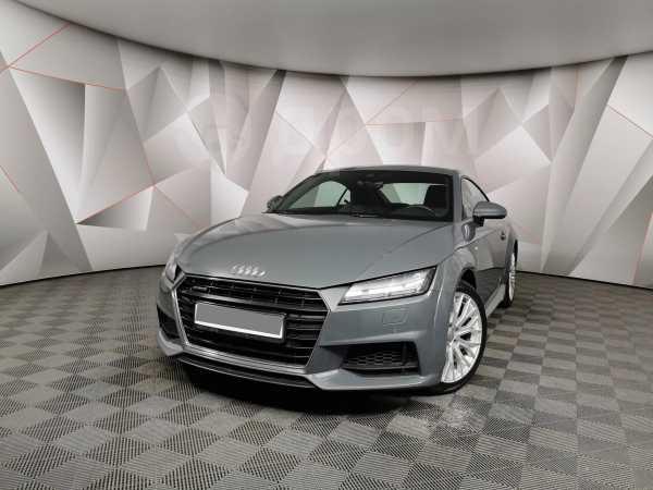 Audi TT, 2016 год, 1 899 000 руб.