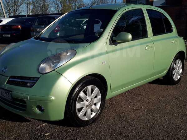 Nissan Micra, 2006 год, 299 000 руб.