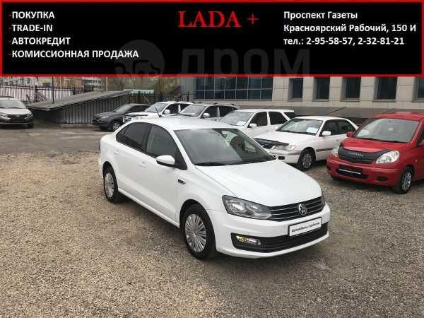 Volkswagen Polo, 2018 год, 665 000 руб.