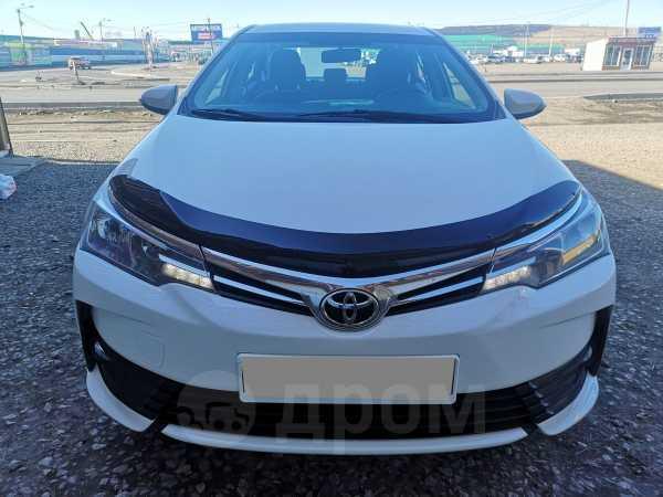 Toyota Corolla, 2016 год, 947 000 руб.