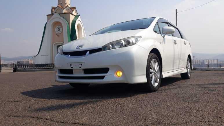 Toyota Wish, 2009 год, 785 000 руб.
