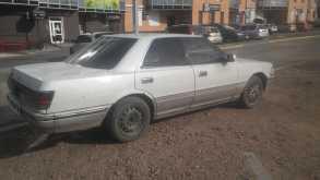 Улан-Удэ Toyota Crown 1988