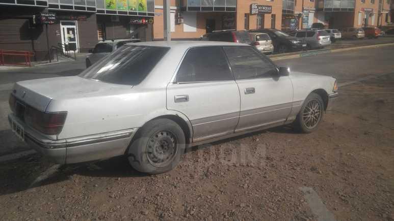 Toyota Crown, 1988 год, 63 000 руб.